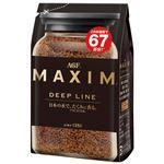(まとめ) 味の素AGF マキシム ディープライン袋135g【×10セット】
