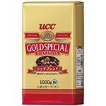 (まとめ) UCC ゴールドSPリッチブレンド1kg1袋【×5セット】