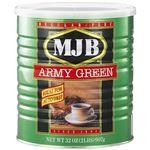 (まとめ) MJB MJB アーミーグリーン 32oz【×5セット】