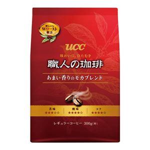 (まとめ) UCC UCC 職人の珈琲モカ 300gX6袋【×3セット】