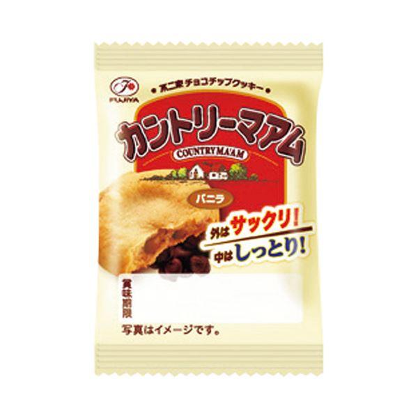 (まとめ) 不二家 カントリーマアム バニラ 40枚入【×10セット】
