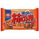 (まとめ) 亀田製菓 亀田の柿の種 6袋200g【×10セット】