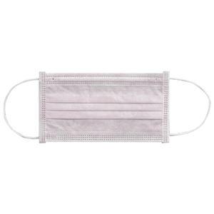 (まとめ) 川西工業 メディカルマスク3PLY ピンク【×30セット】 - 拡大画像