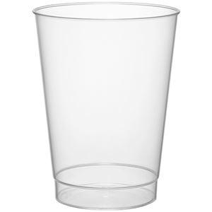 (まとめ) アートナップ クリアハードカップ 10オンス 30個【×10セット】 - 拡大画像