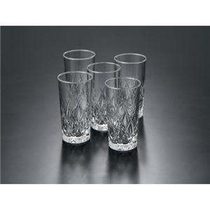 (まとめ) 東洋佐々木ガラス タンブラー 5個セット MZ05069-5【×10セット】