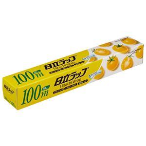 (まとめ) 日立化成 日立ラップレギュラー30cm*100m【×10セット】