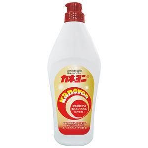 (まとめ) カネヨ石鹸 液体クレンザー カネヨン 本体 550g【×30セット】