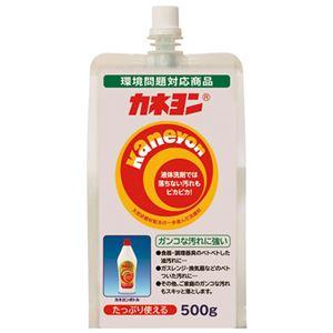 (まとめ) カネヨ石鹸 液体クレンザー カネヨン 詰替 500g【×30セット】