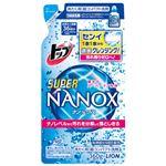 (まとめ) ライオン トップNANOX詰替用360g【×10セット】