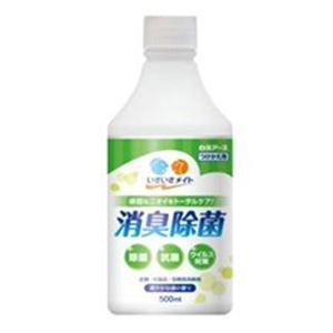 (まとめ) 白元アース いきいきメイト消臭除菌スプレー詰替【×10セット】