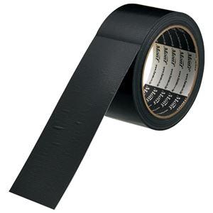(まとめ) 古藤工業 養生テープNo.822 50mm×25m ブラック【×10セット】 - 拡大画像
