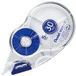 (まとめ) ぺんてる 修正テープ5mm×30m XZT515-W【×10セット】