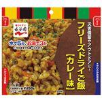 永谷園 フリーズドライご飯 カレー味 50食