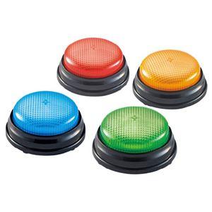 (まとめ)アンサーブザー 4種類の光&音【×2セット】 - 拡大画像