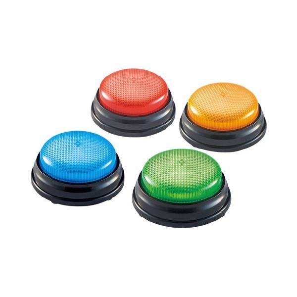 (まとめ)アンサーブザー 4種類の光&音【×2セット】