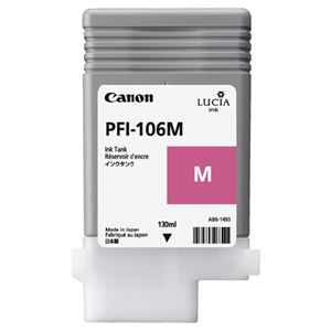 送料無料 インクタンクPFI-106 Mマゼンタ AV・デジモノ:パソコン・周辺機器:その他のパソコン・周辺機器