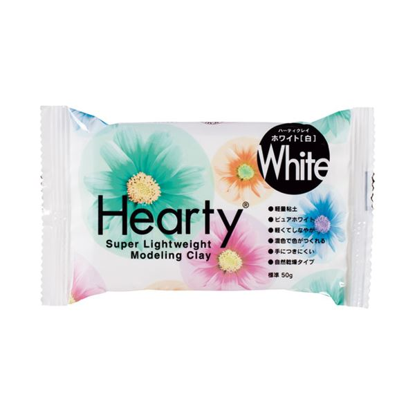 (まとめ)パジコ ハーティカラー ホワイト 50g 303153【×30セット】