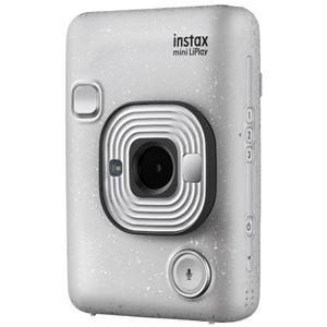 富士フィルムチェキ i nstax mini LiPlay Sホワイト - 拡大画像