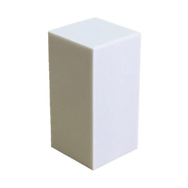 (まとめ)道刃物工業 立体ゴム 30X30X60 02-4487【×20セット】