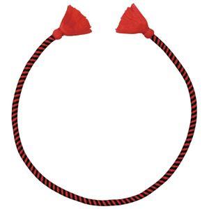 (まとめ)アーテック かんたんねじりはちまき 赤/黒【×30セット】 - 拡大画像