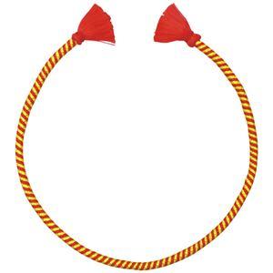 (まとめ)アーテック かんたんねじりはちまき 赤/黄【×30セット】 - 拡大画像