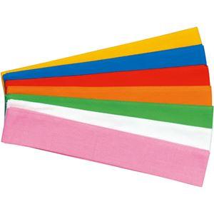 (まとめ)八光舎 ハチマキ 90cm ピンク【×30セット】 - 拡大画像