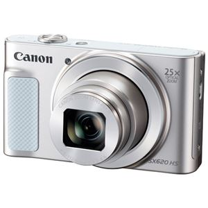 キヤノン デジタルカメラ PSSX620HS ホワイト - 拡大画像