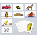 (まとめ)DLM 組合せ絵カード II 156【×2セット】