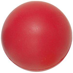 (まとめ)DLM やわらかいボール 赤 B6341R【×2セット】 - 拡大画像
