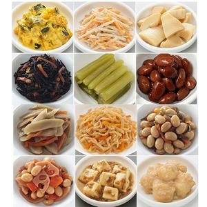 やわらか和惣菜12種セット - 拡大画像