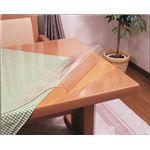 透明抗菌テーブルマット 80×135cm