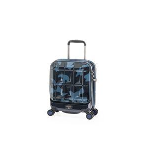 スーツケース 【ネイビーカモフラージュ】 21L コインロッカー可 機内持ち込み可 アジア・ラゲージ 『PANTHEON』 - 拡大画像