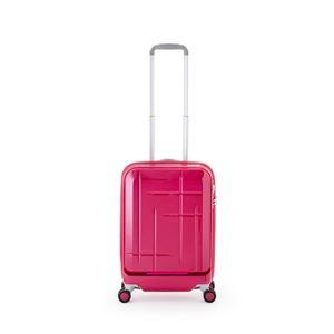 スーツケース/キャリーバッグ 【パープリッシュピンク】 36L 機内持ち込み可 アジア・ラゲージ 『Sparkle』 - 拡大画像