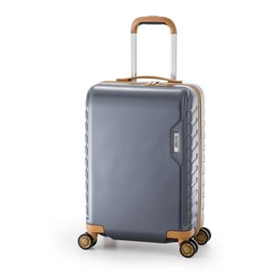 スーツケース/キャリーバッグ 【ガンメタ】 71L ダイヤル式 TSAロック アジア・ラゲージ 『MAX SMART』 - 拡大画像