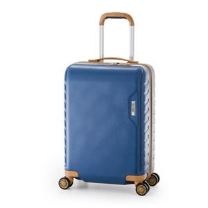 スーツケース/キャリーバッグ 【ターコイズブルー】 71L ダイヤル式 TSAロック アジア・ラゲージ 『MAX SMART』 - 拡大画像