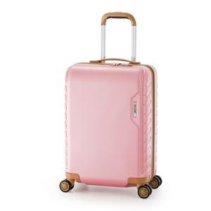 スーツケース/キャリーバッグ 【ピンク】 71L ダイヤル式 TSAロック アジア・ラゲージ 『MAX SMART』 - 拡大画像