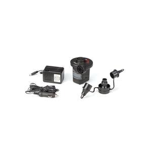 電動ポンプ/空気入れ 【幅約12cm】 家庭用AC100V 車用ソケットDC12V対応 『INTEX Quick-Fill AC/DC Electric Pump』 - 拡大画像