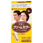 (まとめ)ヘンケルジャパン パオン クリームカラー 6G 自然な褐色 【×3点セット】