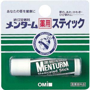 近江兄弟社 メンターム薬用 リップレギュラー × 10 点セット