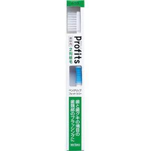 エビス BK‐20Mプロフィッツ2列歯ブラシ普通(J) × 12 点セット