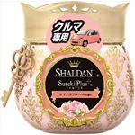 エステー SHALDAN ステキプラス クルマ専用 ロマンスフルールの香り × 5 点セット