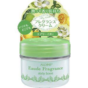 (まとめ)アロインス オーデフレグランス エアリーの香り 35g 【×6点セット】 - 拡大画像