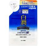 ロート製薬 肌ラボ 白潤プレミアム 薬用浸透美白化粧水しっとり つめかえ用 170mL × 3 点セット