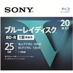 (まとめ)ソニー 20BNR1VLPS4 【×3点セット】