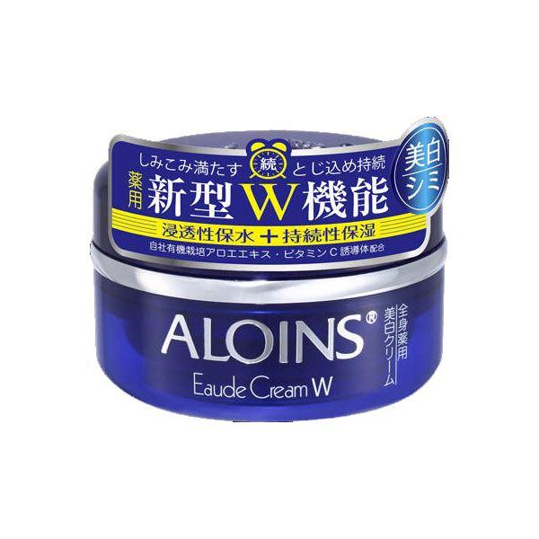 アロインス化粧品 アロインス オーデクリームWホワイト 120g × 6 点セット