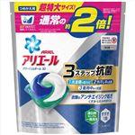 (まとめ)アリエール パワージェルボール3D 詰替用特大サイズ 【× 8 点セット】