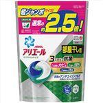 (まとめ)アリエール リビングドライジェルボール3D 詰替用超ジャンボサイズ 【× 8 点セット】