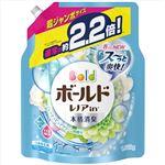 (まとめ)ボールドジェル フレッシュピュアクリーン 詰替用超ジャンボサイズ 【× 6 点セット】