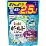 (まとめ)ボールドジェルボール3D 爽やかプレミアムクリーンの香り 詰替用超ジャンボサイズ 【× 8 点セット】
