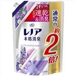 (まとめ)レノア本格消臭 リラックスアロマ 詰替用特大サイズ 【× 6 点セット】